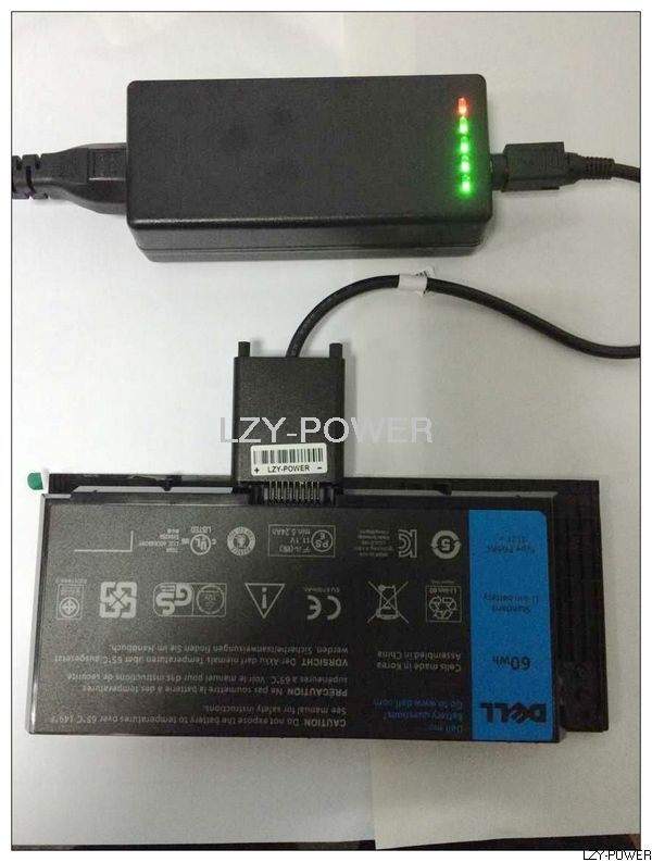 External Laptop Battery charger for INSPIRON 10.8V 11.1V 9 Pin Battery Latitude E5440 E5540 Latitude 3540 E3440 Battery