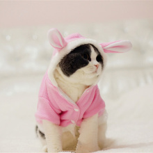 Cute Bunny hooded sweatshirt / costume