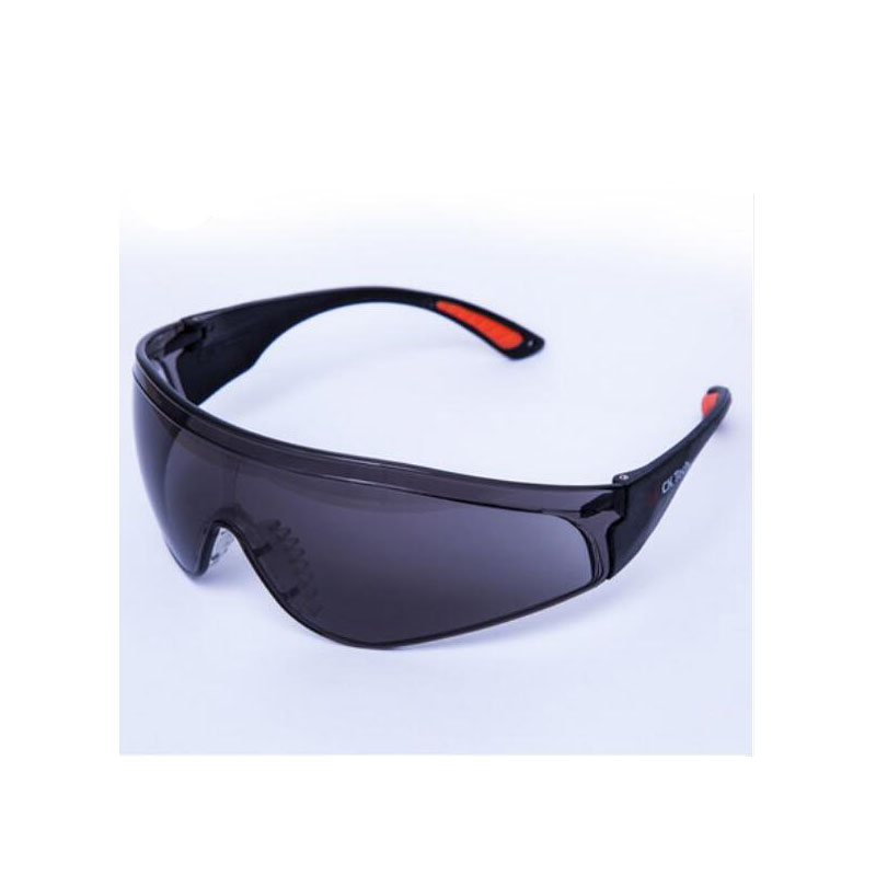 цена на Gray Safety Goggles Dustproof Windproof Outdoor Anti-shock Anti-UV PC Lens Goggles Working Goggles H201336