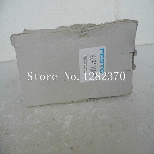 New original FESTO regulator LR-1/4-D-7-OI-MINI spot 192307 --2pcs/lot [sa] new original special sales festo regulator lr 1 8 do mini spot 162590 2pcs lot