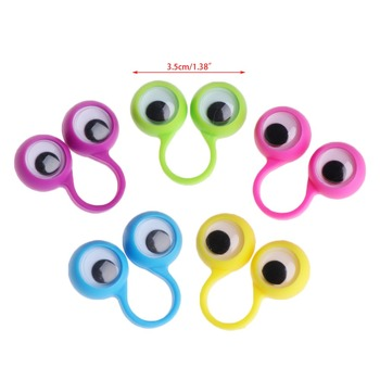 Finger Activity Size Eye Ring Can Be Fitted With Small Toys Small Gifts image
