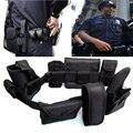 Cinto dever tático patrol forças armadas ausruestung swat tactical gear Equipamento 8 em 1 multifunções de Segurança cinto de segurança da polícia