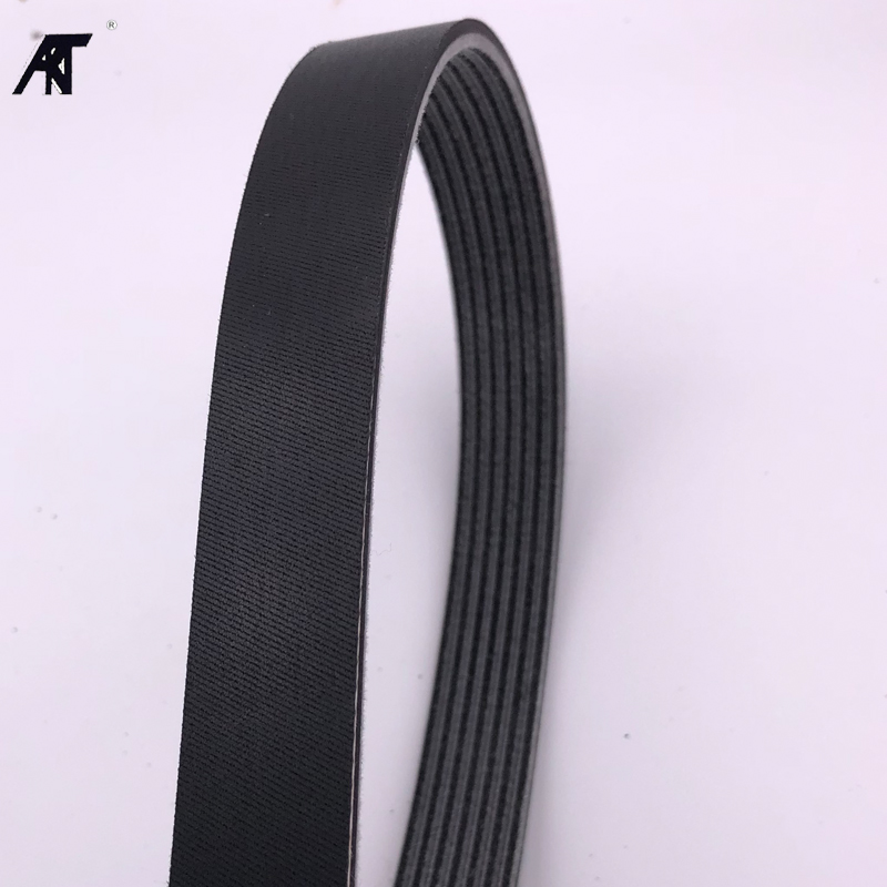 Gates Alternator Fan V-Ribbed Drive Belt 6PK2245