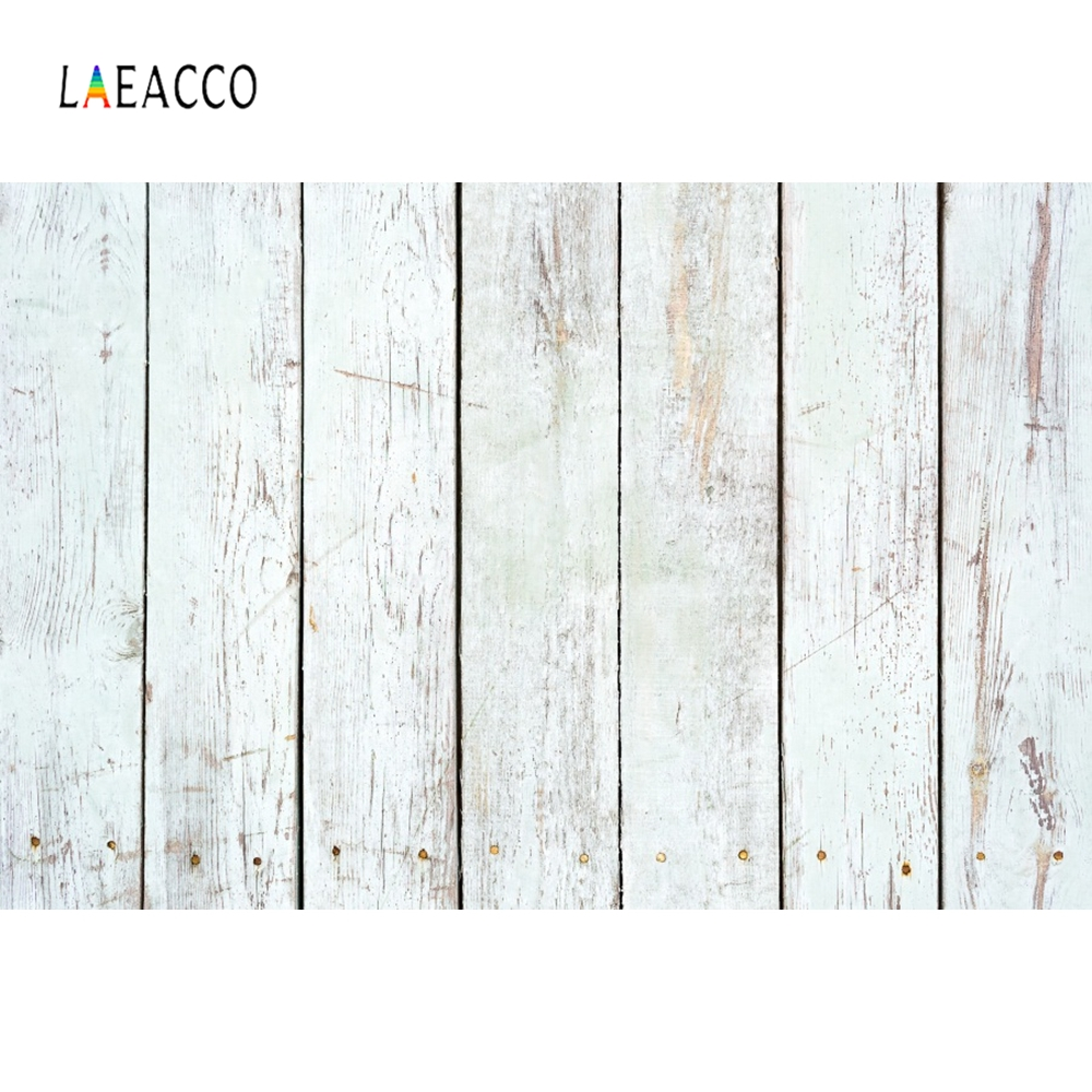 Laeacco White Wood Board Petal Birthday Photocall Pet Doll Food Cake Photography Background Photo Backdrop Digital Photo Studio in Background from Consumer Electronics