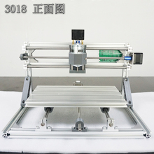 CNC Router DIY 3018 ER11 GRBL Control Diy CNC machine,3 Axis PCB Milling Machine,Wood Router Laser Engraving