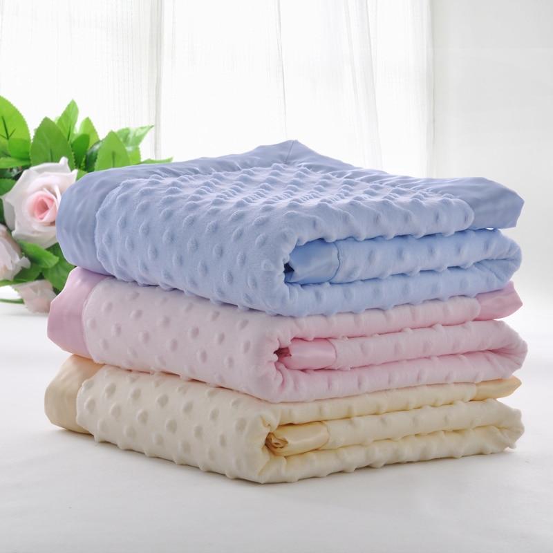 Newborn Baby Swaddle Infant Wearable Blanket Fleece 3d Knitting ...