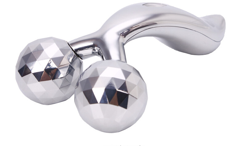 Unisex Portable Silver 3D Health Care Ths