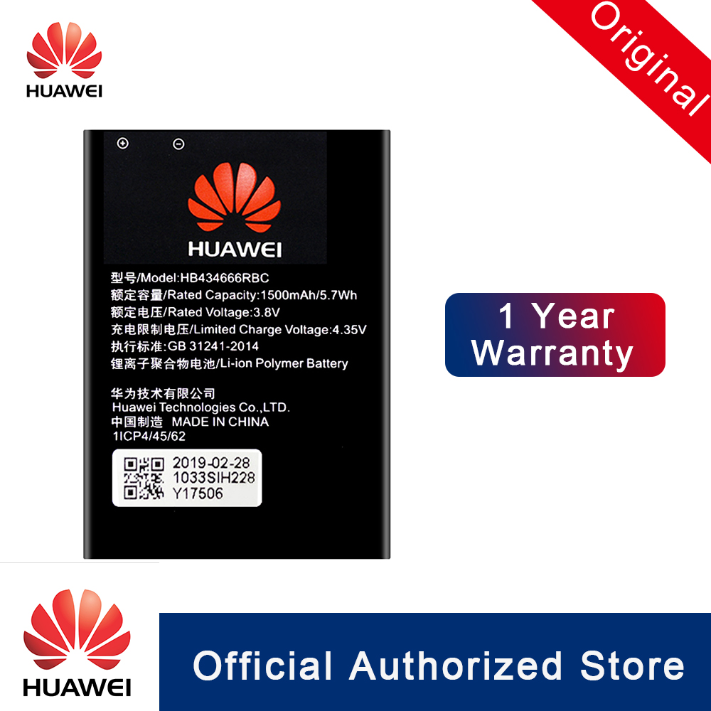 Huawei 100%Original Battery Hb434666rbc Batteria E5573 For Router/E5573/E5573s/.. Akku