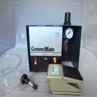 grs Graver Mate Machine, Single Ended gold silve Engraving Machine,jewelry faceting marking carving machine,graver max helper