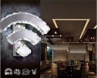 Creative WIFI Led Lamp Modern Home Decoration Abajur Light Fixtures Crystal LED Fantasias Fashion Bedside Lamp Light Fantasias