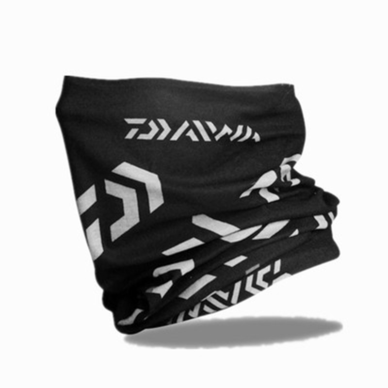 Daiwa Cycling Face Mask Breathable Magic Fishing Scarf Outdoor Sport  Fishermen Hat For Climbing