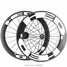 Newest 700C front 60mm+rear 88mm tubular rim Road bicycle matte UD full carbon fibre bike wheelsets lightest parts Free shipping