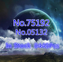 Superwit 8845Pcs LEPIN 05132 Star Series Wars Ultimate Collector s Destroyer Building Blocks Bricks Children Birthday