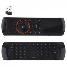 X6 USB 2.4GHz Air Mouse with Acceleration Sensor and Voice Function for PC / TV Box New цена