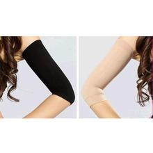 2ชิ้นแขนSlimmerควบคุมS Haperไขมันแคลอรี่ปิดบางแขนข้อมือS Haperการสูญเสียน้ำหนักยืดหยุ่นS Hapewearเข็มขัดสายรัดL3