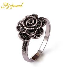 Женские винтажные кольца ajoювелирных изделий в стиле ретро