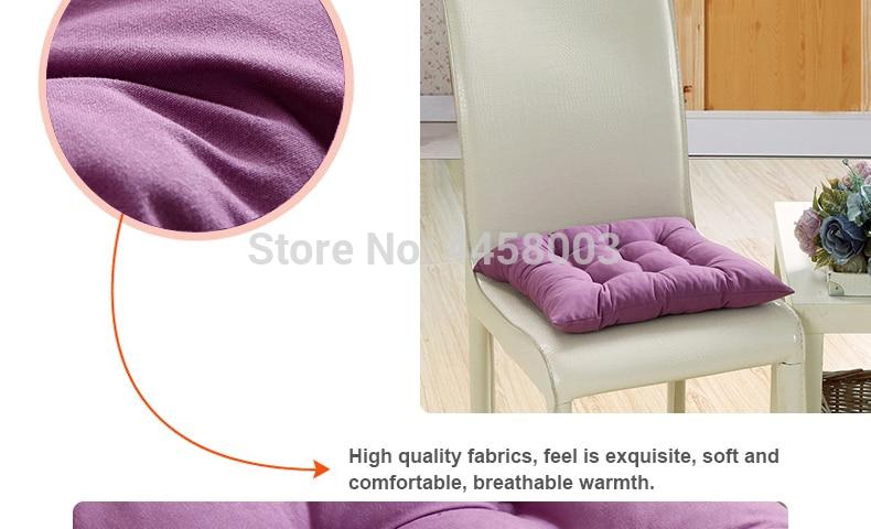 HTB1UPyEXtfvK1RjSszhq6AcGFXaI Solid Color Cushion Soft Comfortable office Chair seat cushions Reclining chair cushion Long cushion Various sizes are available
