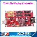 Kaler управления XU4 поддержка 1024 x 64 пикселей одного, Двойной, Полноцветный из светодиодов экран бегущий текст p10 из светодиодов контроллер