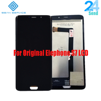 5.5inch For Original Elephone S7 LCD in Mobile phone LCD Display+Touch Screen Digitizer Assembly For Elephone S7 Phone LCD