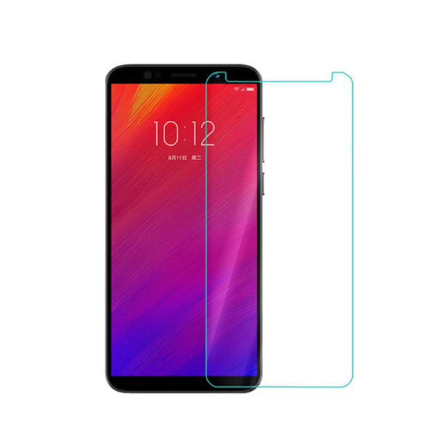 2pcs Tempered Glass for Lenovo Vibe K5 Note 2018 K350t Play Note Pro plus  Explosion-proof Protective Film Screen Protector 2