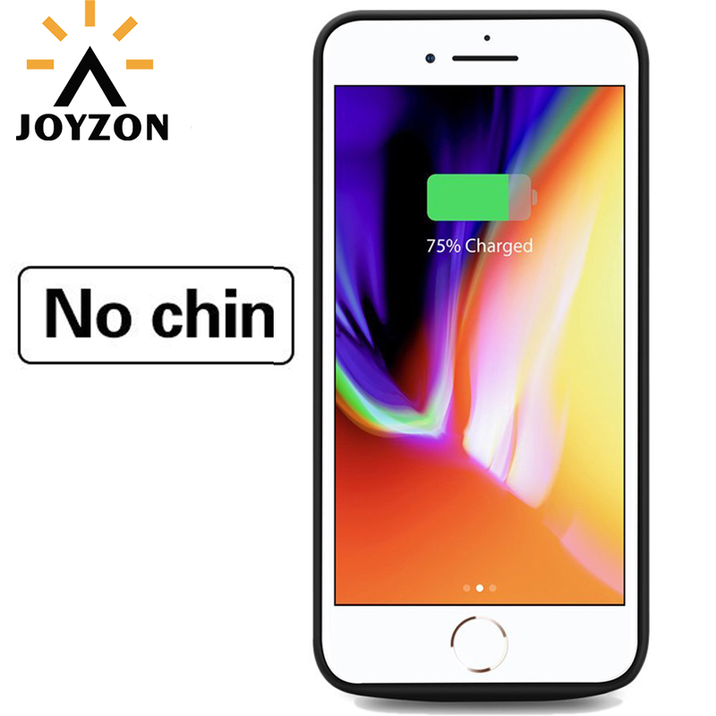 Hot Sale 5000/7200mAh Battery Charger Case For iPhone 7 Plus 6 6s 8 Plus Power Bank External Backup Battery Charging Case Cover