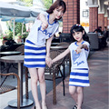 matching mother daughter clothes mother daughter dresses family look girl and mother cotton word print mother daughter dresses