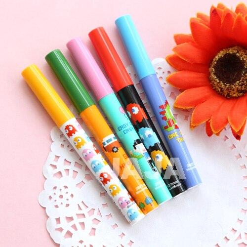 1 шт. 2,0 мм новые с рисунком героев из мультфильма привести для карандаша милые школьные канцелярские принадлежности карандаши ведущий офис ...