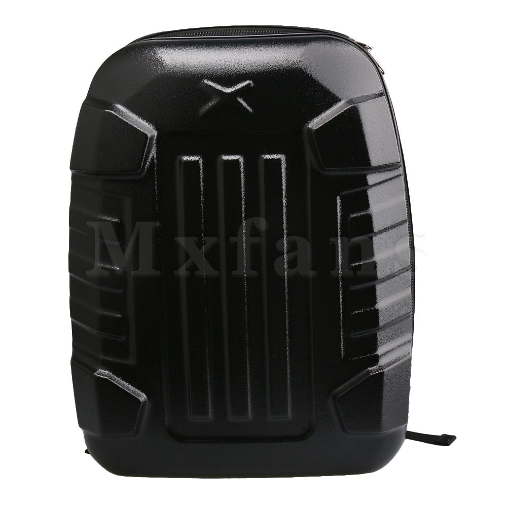 все цены на Mxfans 50x40x20cm Hard Shell Backpack Transport Carrying Case Storage Box for Parrot Bebop 2 FPV Drone