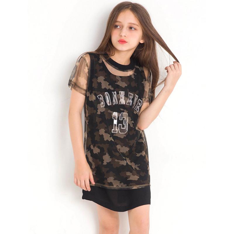 casual summer casual teenage girls dresses