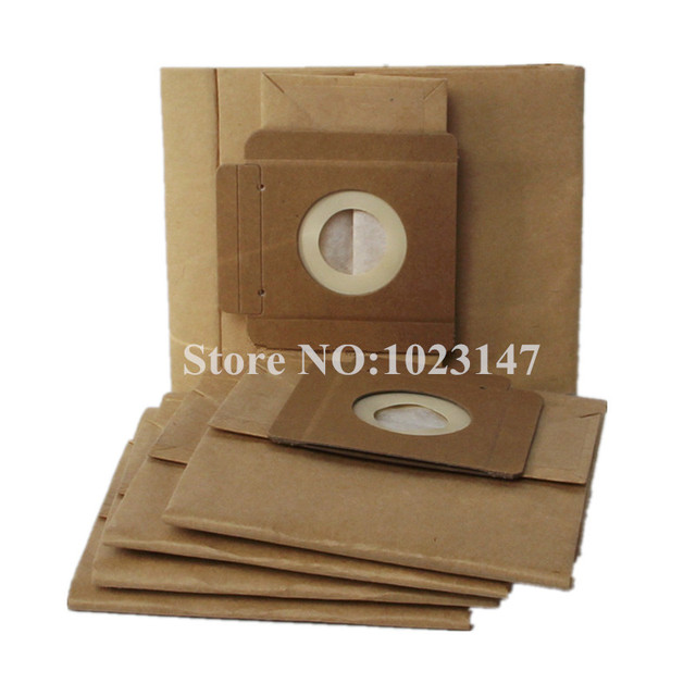 5 Pieces Lot Vacuum Cleaner Bags Paper Bag Filter For Karcher T 8