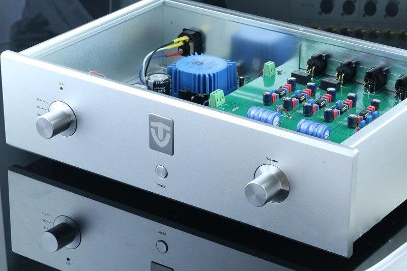 bilder für Deutschland MBL6010D Premium Edition pre-fertigen verstärker vorverstärker vorverstärker