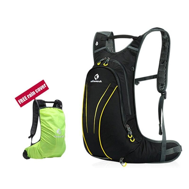 ANMEILU 20L sac à dos de Camping étanche cyclisme escalade sac à dos respirant devrait BagsWith housse de pluie et casque Net couverture