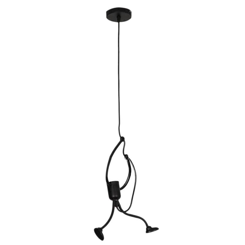 Modern Charming Hanging Chandelier Creative Iron Lamp Elegant Hanger For Home Indoor Lighting New Year Decorations
