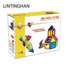 Mini Construction House Magnetic Color Window Film Kids Interactive Toys DIY Intelligence Development