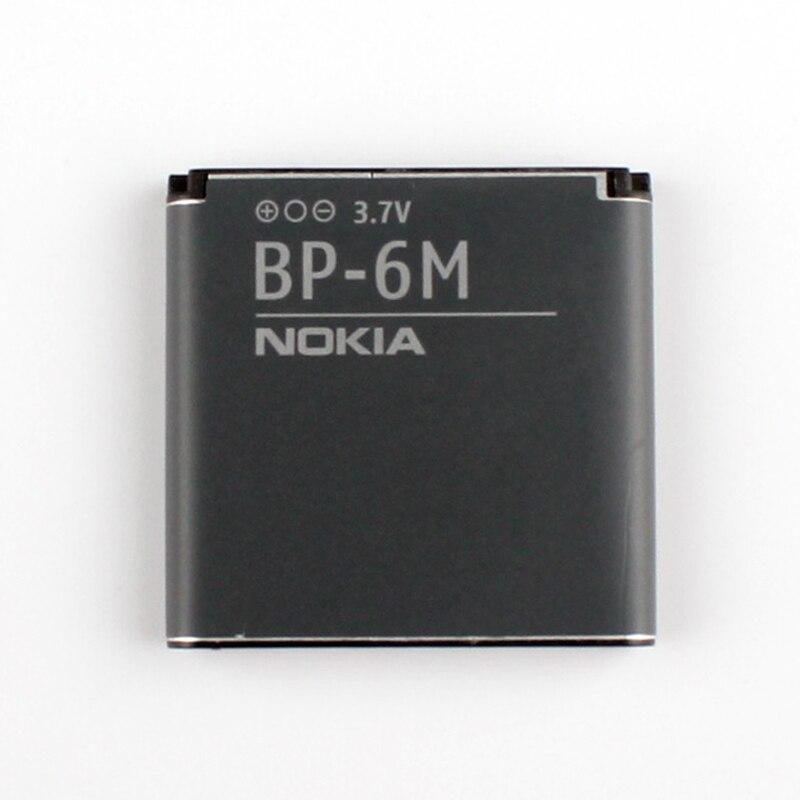 Новый оригинальный <font><b>Nokia</b></font> BP-6M аккумулятора телефона для <font><b>nokia</b></font> N73 N77 N93 N93S 3250 6151 <font><b>6233</b></font> 6234 6280 6288 6290 9300I 9300 BP6M