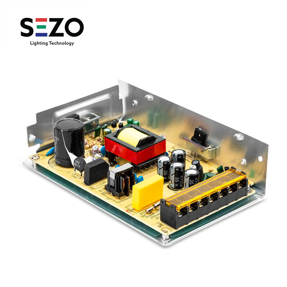 DC24V 1A/2A/3A/5A/10A/15A/20A/25A Switch Power Supply for RGBWWW CCTV Led Strip Power Adapter AC110V-220V
