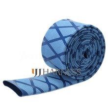 1meter of 15mm Fishing Rod Pole Handle Non Slip GripTextured Heat Shrink Tubing sleeve for fishing rod