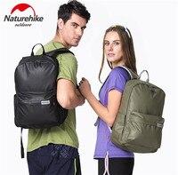 Naturehike Men Women Waterproof Camping Backpack Men Women School Bag Outdoor Sport Travel Laptop Bag 23L