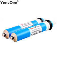 1pcs Dow Filmtec 50G 75G 100G reverse osmosis membrane TW30/BW60 1812 50/75/100 RO Membrane For Water Filter Purifier System