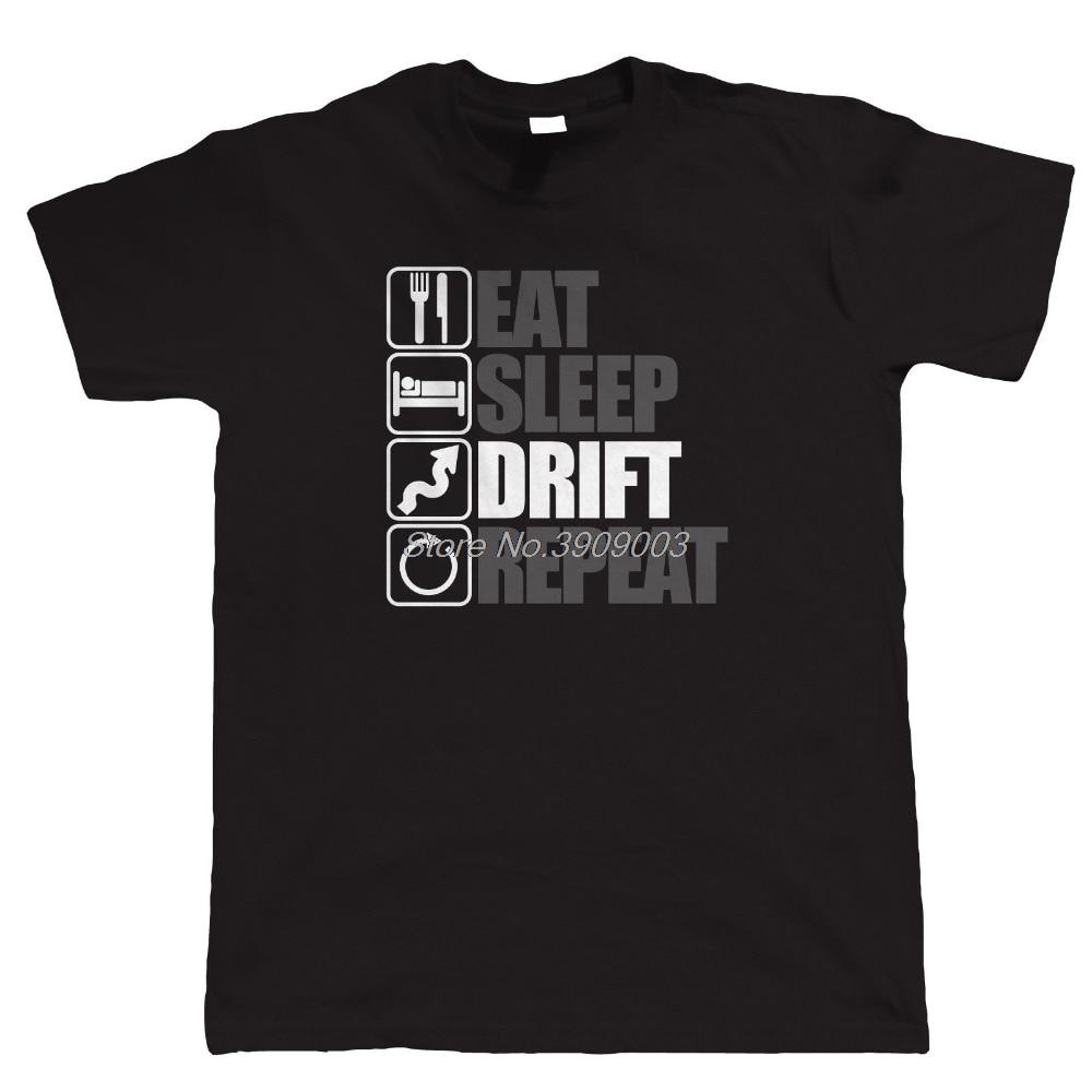 JDM Drift Car S14 S15 AE86 BDC Eat Sleep Drift Repeat Hoodie