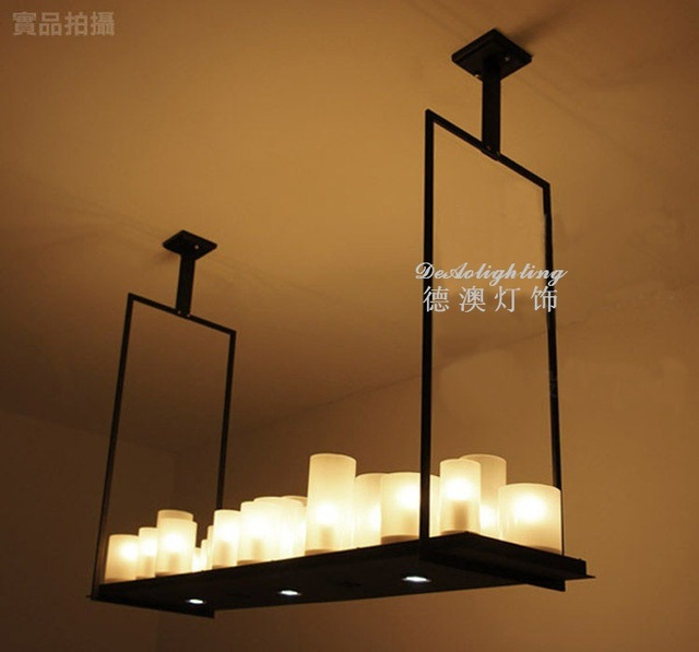 Ikea lamp factory direct lighting hotel continental style chandelier candelabra candle chandelier lighting free shipping