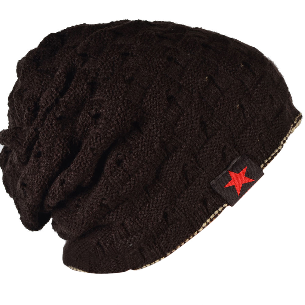 Fashion Men Knit Beanie Reversible Baggy Cap Skull Chunky Winter Hat 7 Colors bosch ppr 250 06032a0000