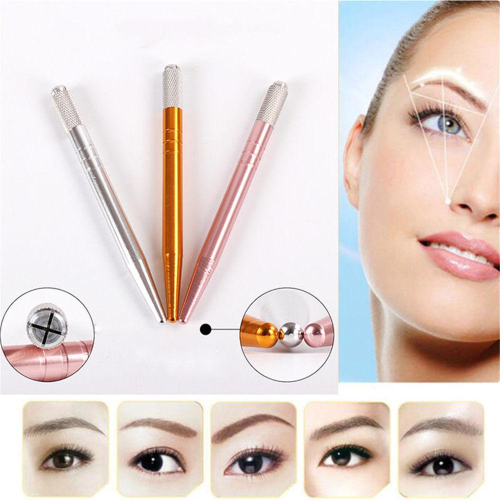 Maquillage de sourcils permanents pour f ...