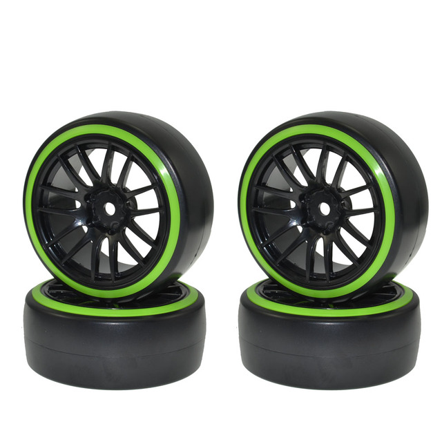 Buy 4pcs Rc 1 10 Car Drift Wheel Rims And Drift