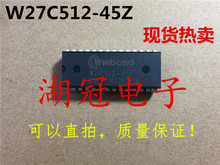 Freeshipping      W27C512  W27C512-45Z free shipping w27c512 45z w27c512 dip 28 100