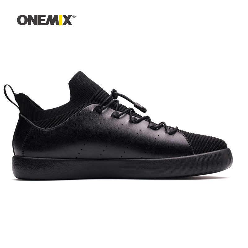 גברים סקייטבורד נעלי נשים סניקרס שחור מעצב קלאסי גרבי עצלן אלסטי ספורט חיצוני ריצה כושר הליכה מאמני