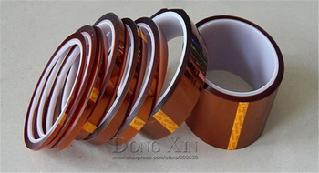 High Temperature Resistant Tape 2.8MM*33M 18mm high temperature resistant kapton tape