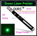[RedStar]10PCS/LOT 101# 5mW Green Red laser pointer laser pen teacher pointer indicative pen without AAA 7# battery