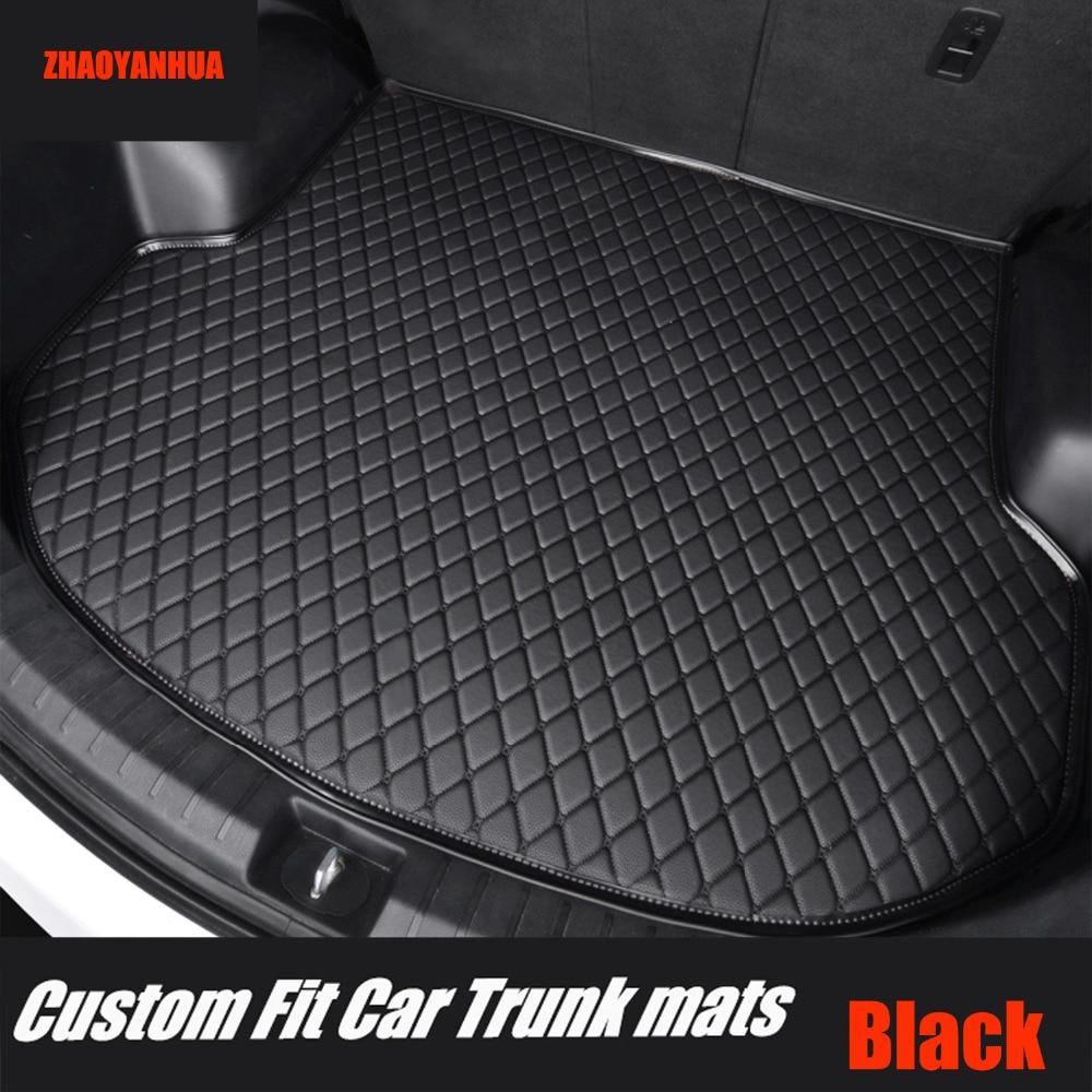 Custom fit car trunk mats for bmw 1 series e81 e82 e87 e88 116i 118i 118d