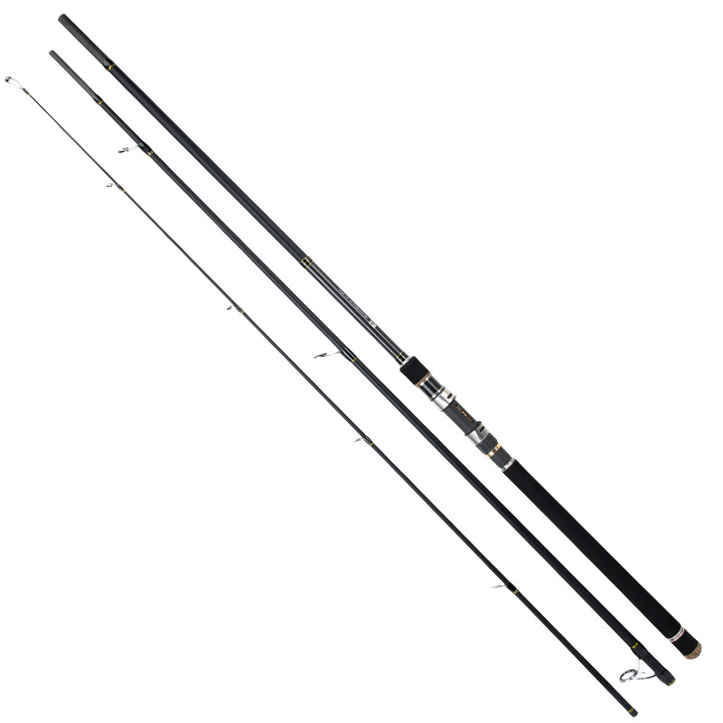 Trulinoya Spinning Rod 3.3M/3.6M MH 3 segments Fuji Reel Seat Sea Fishing Bass Rod SEABASS Challenger Sea Pole Pesca купить